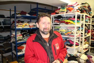 Do Azylového domu Sv. Terezie putovalo 400 kilogramů oděvů z Vánoční sbírky NADACE AGEL