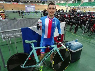 Díky podpoře NADACE AGEL je Ivo Koblasa nejúspěšnějším českým paralympionikem