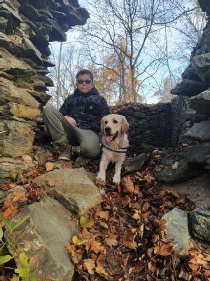 NADACE AGEL přispěla na výcvik asistenčního psa malému Lukáškovi
